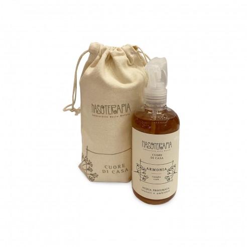 Nasoterapia - Acqua Profumata Armonia Vaniglia e sale