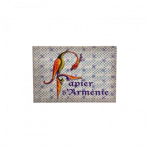 Carta d'Armenia bianca al benzoino