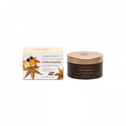L'Erbolario - Ambraliquida Crema per il Corpo 250 ml