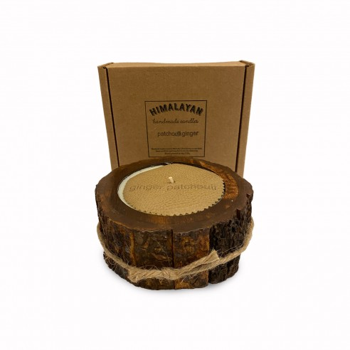 Himalayan - Tree bark small 35 ore Ginger patchouli