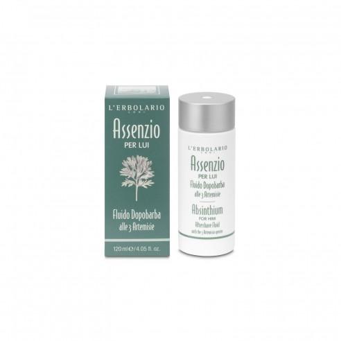 L'Erbolario - Assenzio Olio da Barba alle 3 Artemisie 30 ml