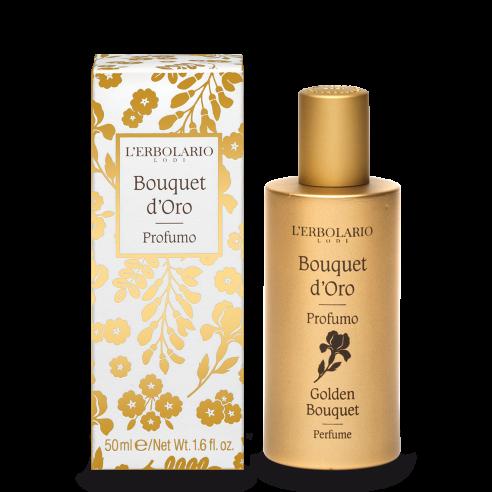L'Erbolario - Bouquet d'Oro Profumo 50 ml