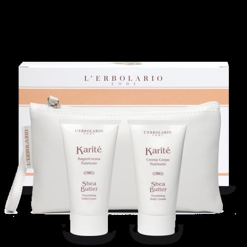 L'Erbolario - Karité Beauty-Pochette composta da BagnoCrema da