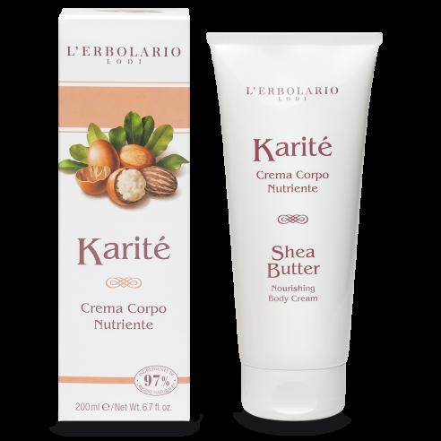 L'Erbolario - Karité Crema Corpo Nutriente 200 ml