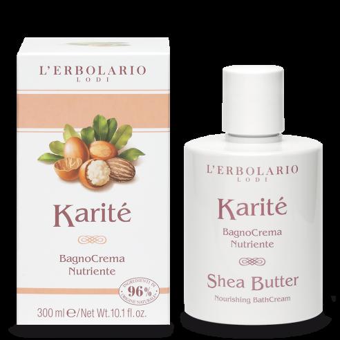 L'Erbolario - Karitè Bagno Crema Nutriente 300 ml