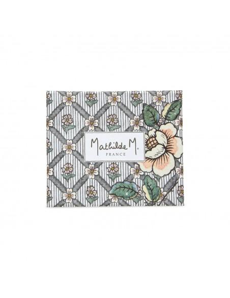 Mathilde M - Decorazione profumata in gesso Herbarium - Marquise
