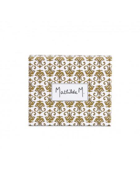 Mathilde M - Decorazione profumata Cuore di Gesso- Antoinette