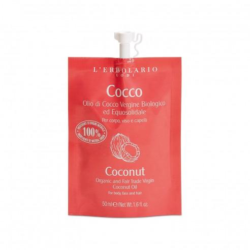 L'Erbolario - Cocco olio corpo viso e...