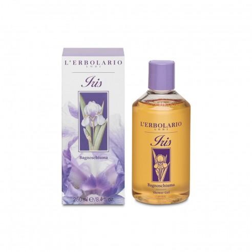 L'Erbolario - Iris Bagnoschiuma 250 ml