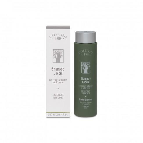 L'Erbolario - L'Erbolario Uomo Shampoo Doccia 250 ml