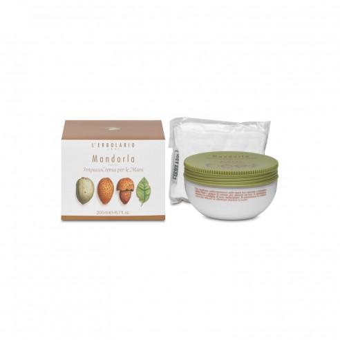 L'Erbolario - Mandorla Impacco Crema per le Mani 200 ml