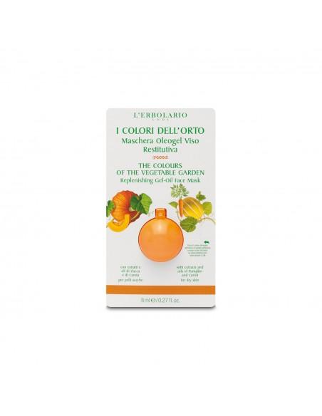 L'Erbolario - I Colori dell'Orto - Arancione - Maschera Oleogel