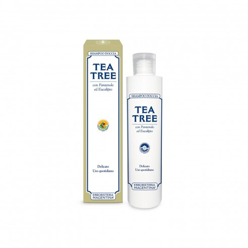 Erboristeria Magentina - Shampoo Doccia Tea Tree 200 Ml