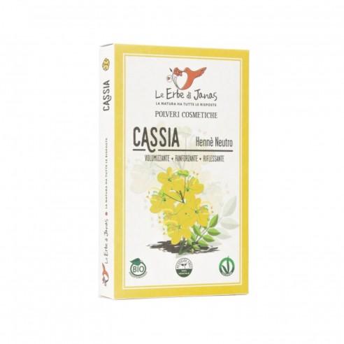 Le Erbe di Janas - Cassia (Hennè Neutro) 100 gr