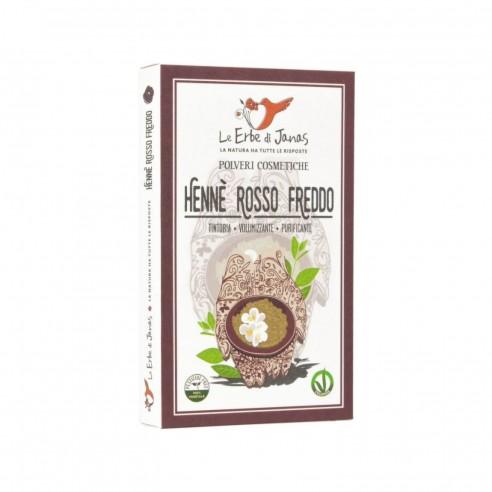 Le Erbe di Janas - Henne' Rosso Freddo 100 gr