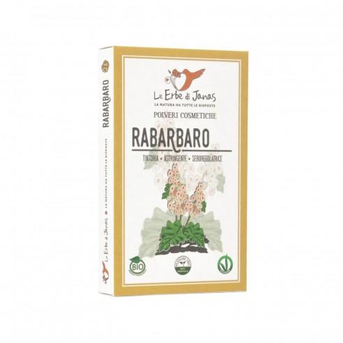 Le Erbe di Janas - Rabarbaro 100 gr