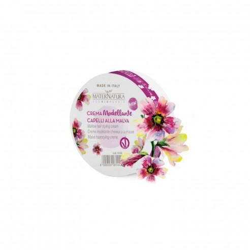 Maternatura - Crema modellante capelli alla Malva 50 ml