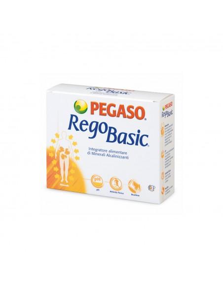 Pegaso - Regobasic 12 Bustine Integratore Alimentare