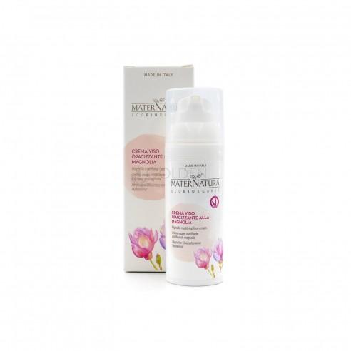 Maternatura - Crema Viso opacizzante alla Magnolia 50 ml