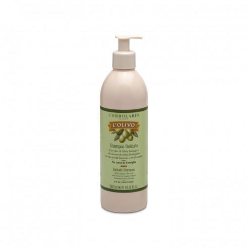 L'Erbolario - L'Olivo Shampoo Delicato 500 ml