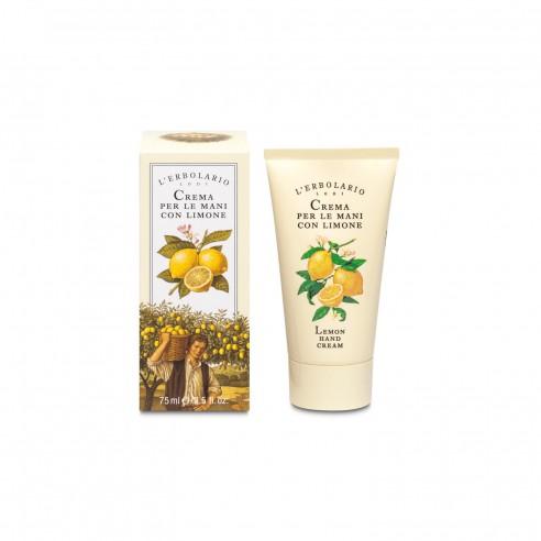 L'Erbolario - Crema per le Mani con Limone 75 ml