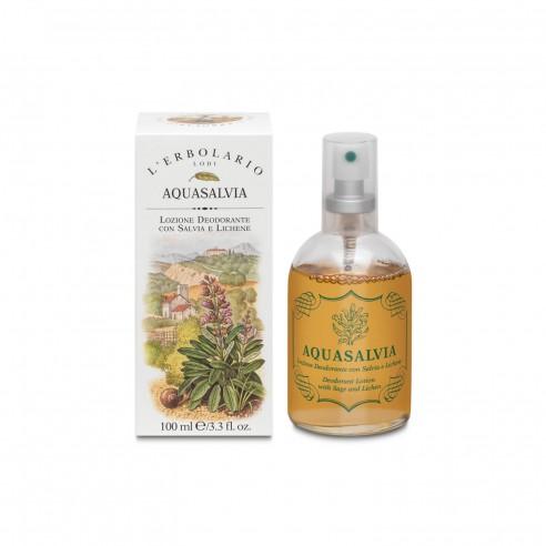 L'Erbolario - Deodorante Aquasalvia 100 ml