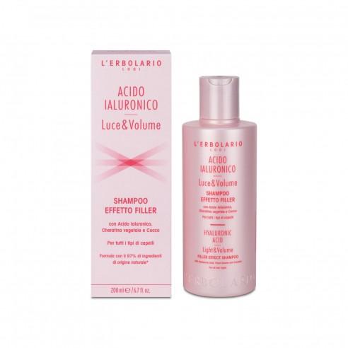 L'Erbolario - Luce & Volume Shampoo Effetto Filler 200 ml