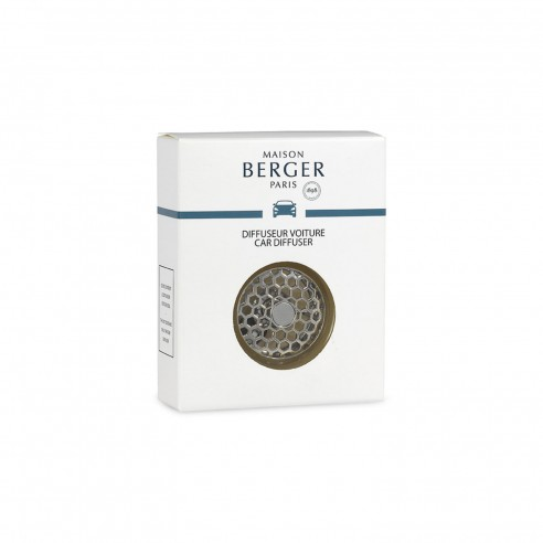 Maison Berger - Clip per diffusore per auto Honey Comb