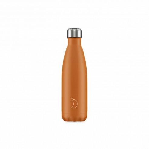 Chilly's - Bottiglia 500 ml - Matte - Burnt Orange
