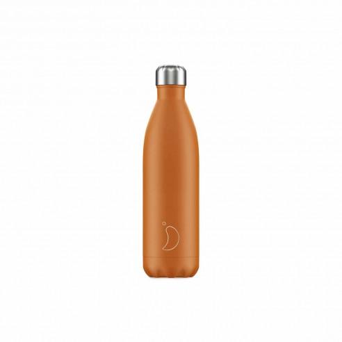 Chilly's - Bottiglia 750 ml - Matte - Burnt Orange