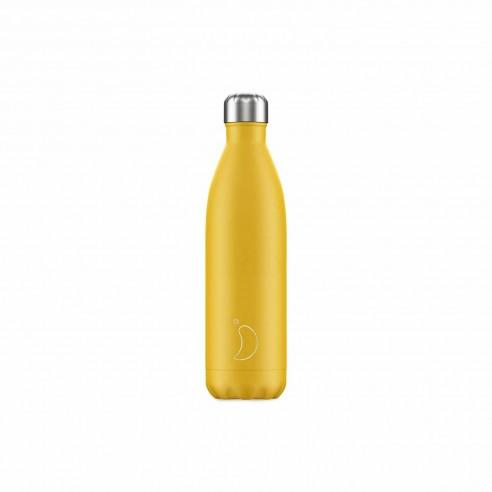 Chilly's - Bottiglia 750 ml - Matte - Burnt Yellow