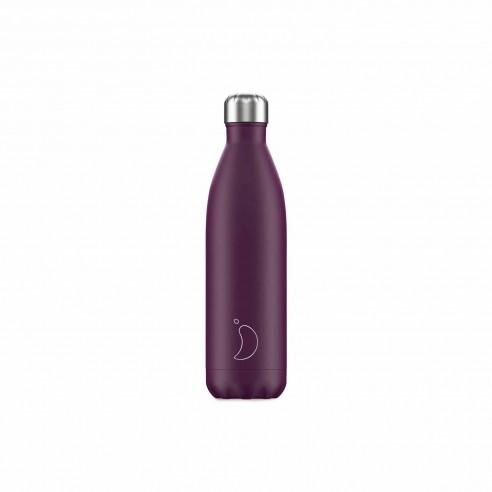 Chilly's - Bottiglia 750 ml - Matte - Purple