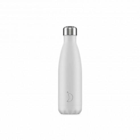 Chilly's - Bottiglia 500 ml - Monochrome - White