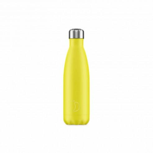 Chilly's - Bottiglia 500 ml - Neon - Yellow