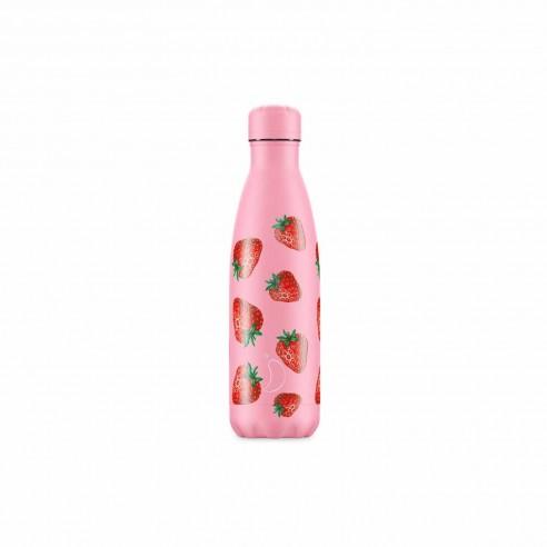 Chilly's - Bottiglia 500 ml - New Icons - Strawberry