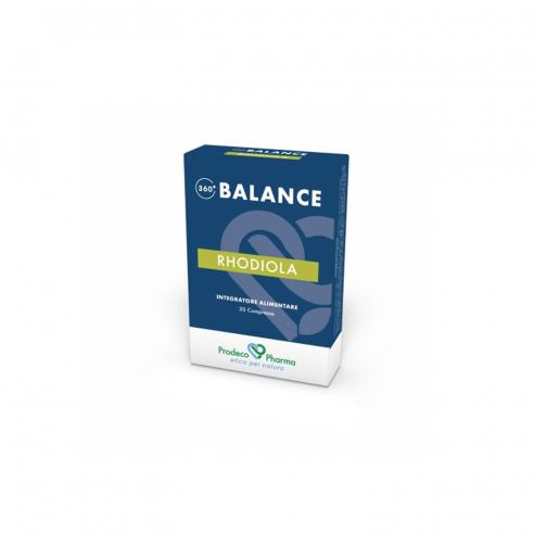 Prodeco Pharma - 360 Balance Rhodiola 30cpr