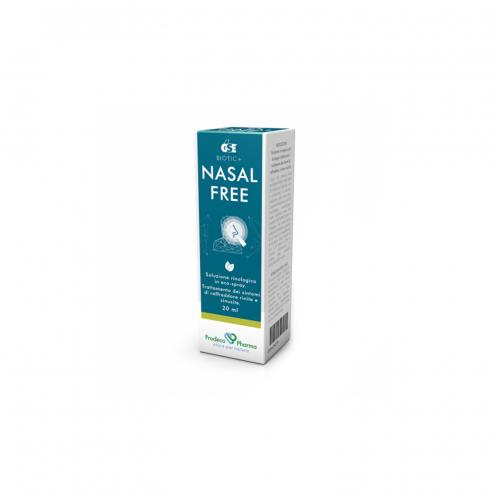 Prodeco Pharma - Gse Nasal Free 20ml Ce